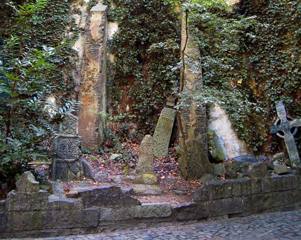 Friedhof Grimmich Grausen