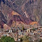Friedhof in den Anden - Cementerio en los Andes