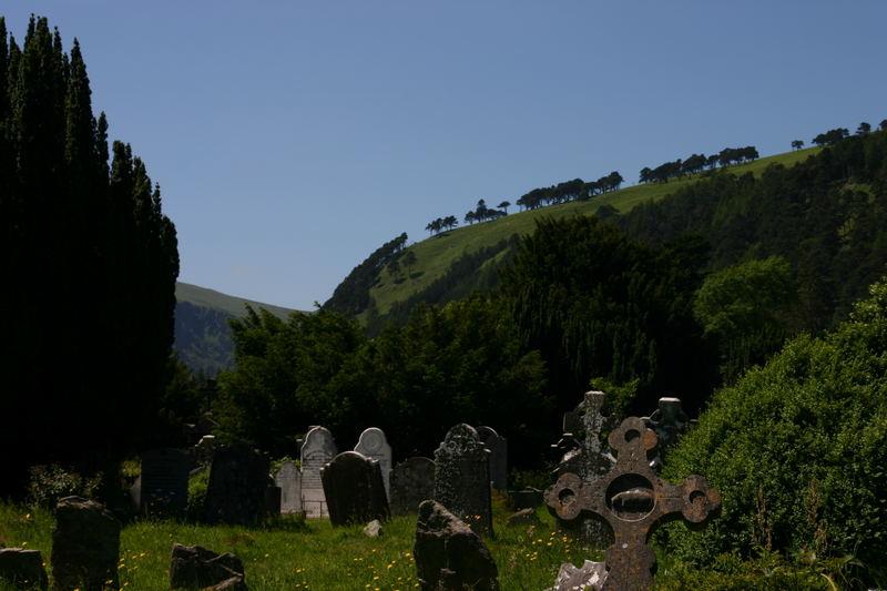 Friedhof in Irland
