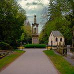 Friedhof in Köln