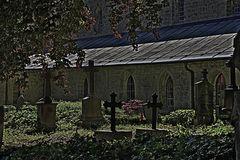 Friedhof in Quedlinburg