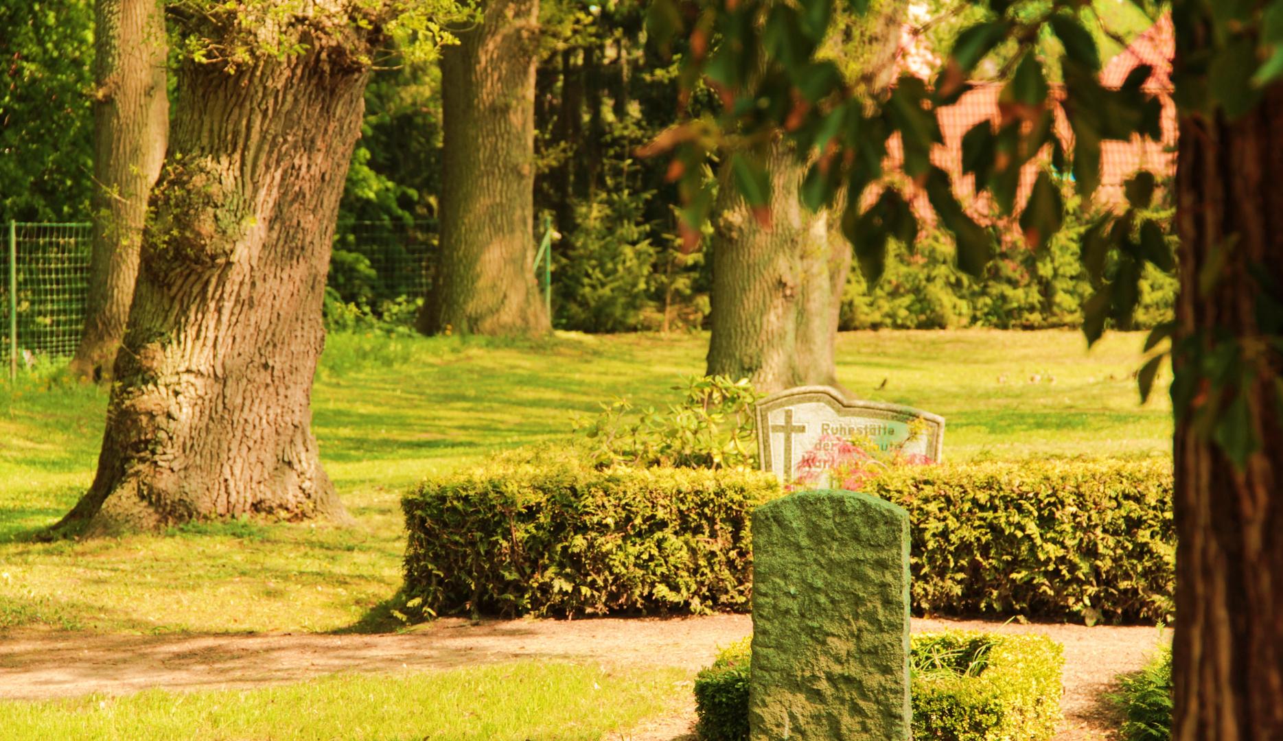 Friedhof Neuburg-Steinhausen