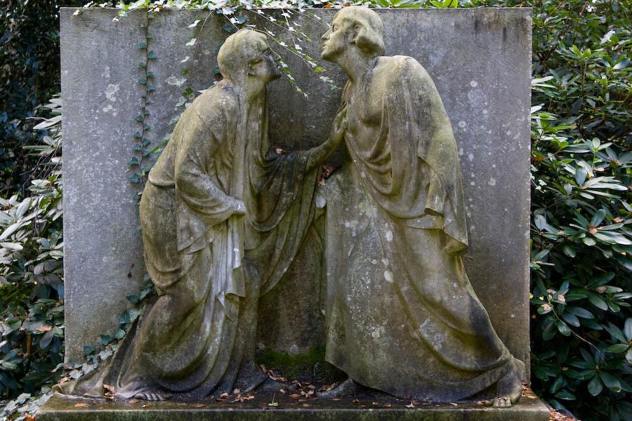 Friedhof Ohlsdorf IV