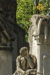 Friedhof Père Lachaise 02