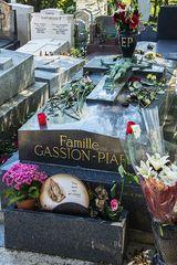 Friedhof Père Lachaise 03-Edith