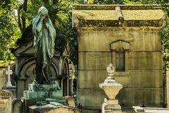 Friedhof Père Lachaise 05