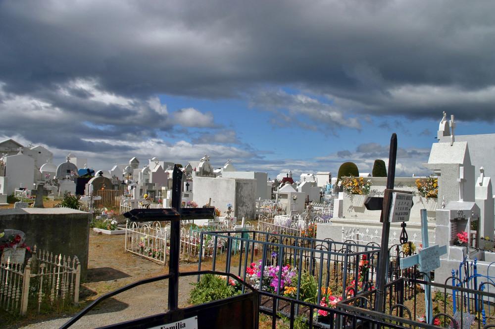 Friedhof, Punta Arenas