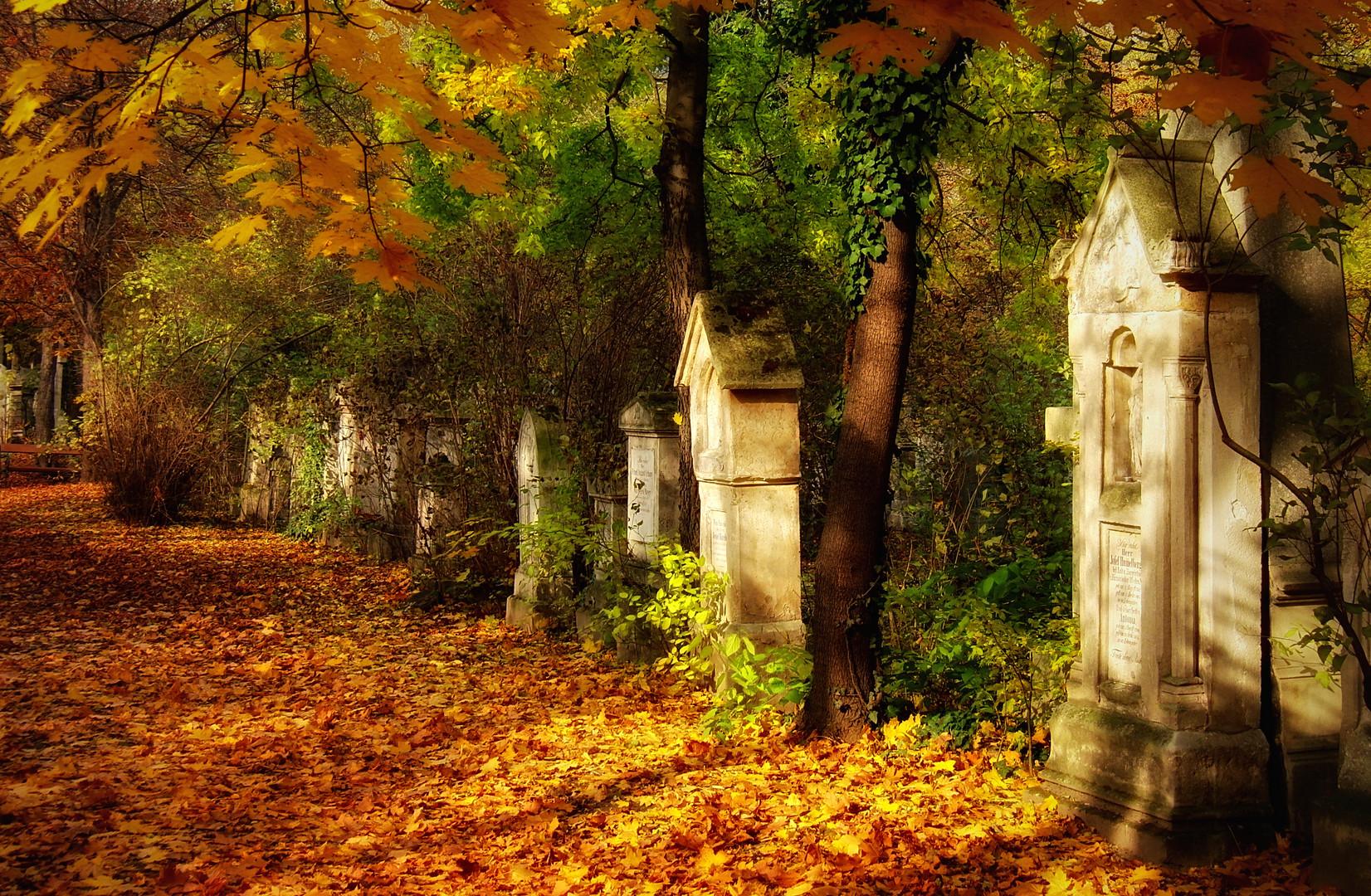 Friedhof St. Marx