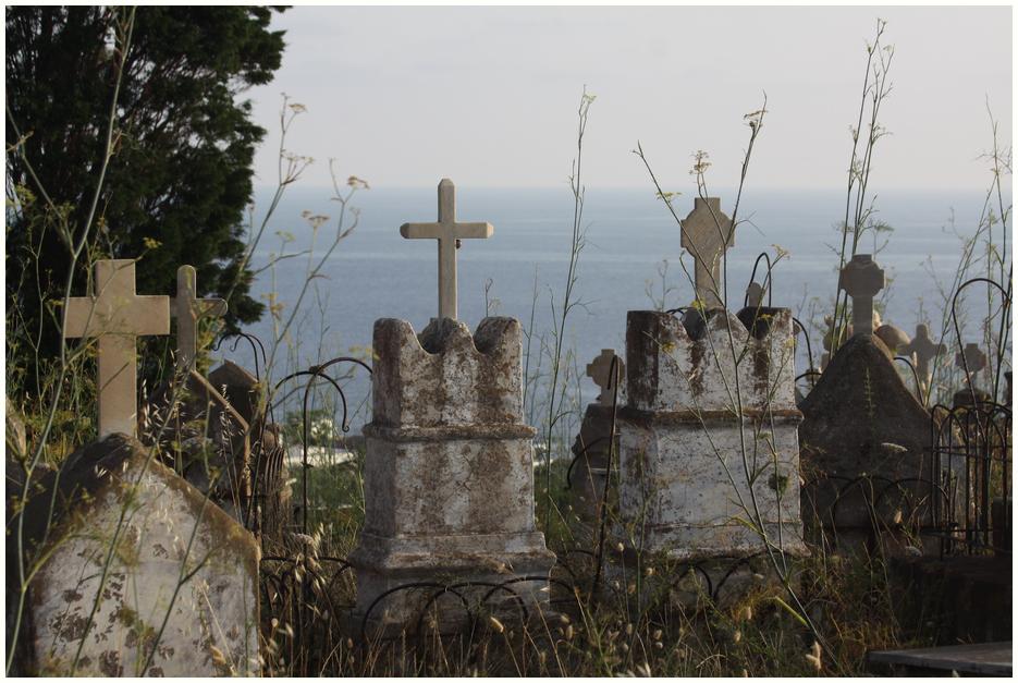 Friedhof Stromboli II