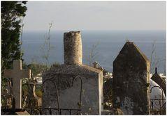 Friedhof Stromboli III