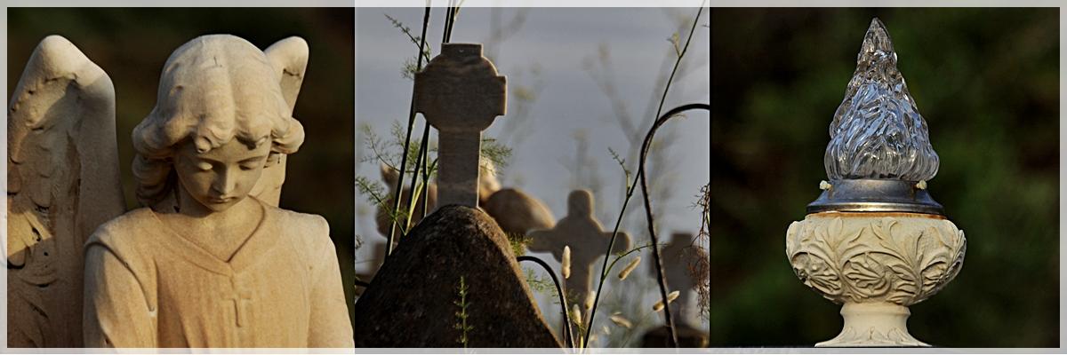 Friedhof unter dem Vulkan II