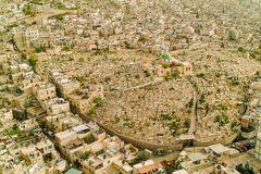 Friedhof von Damaskus / Syrien