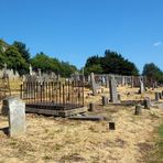 Friedhof von Dazumal....