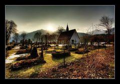 Friedhof von Schleching I