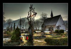Friedhof von Schleching II
