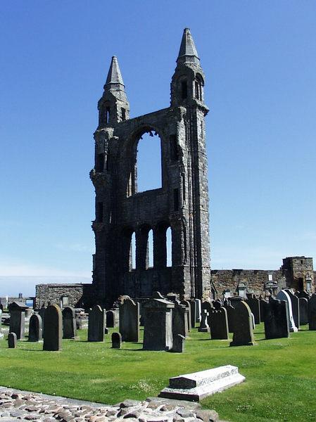 Friedhof von St.Andrews, GB