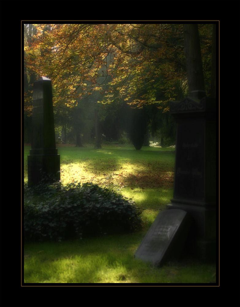 Friedhofidylle