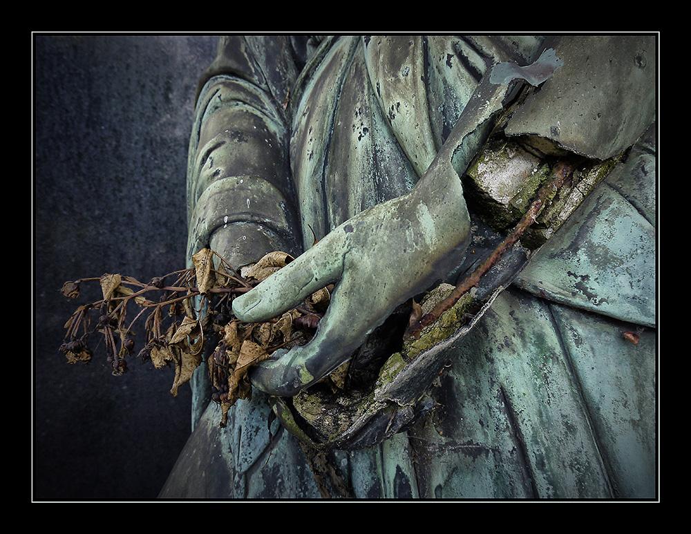 Friedhofs-Impression