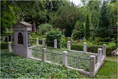 Friedhofsidylle