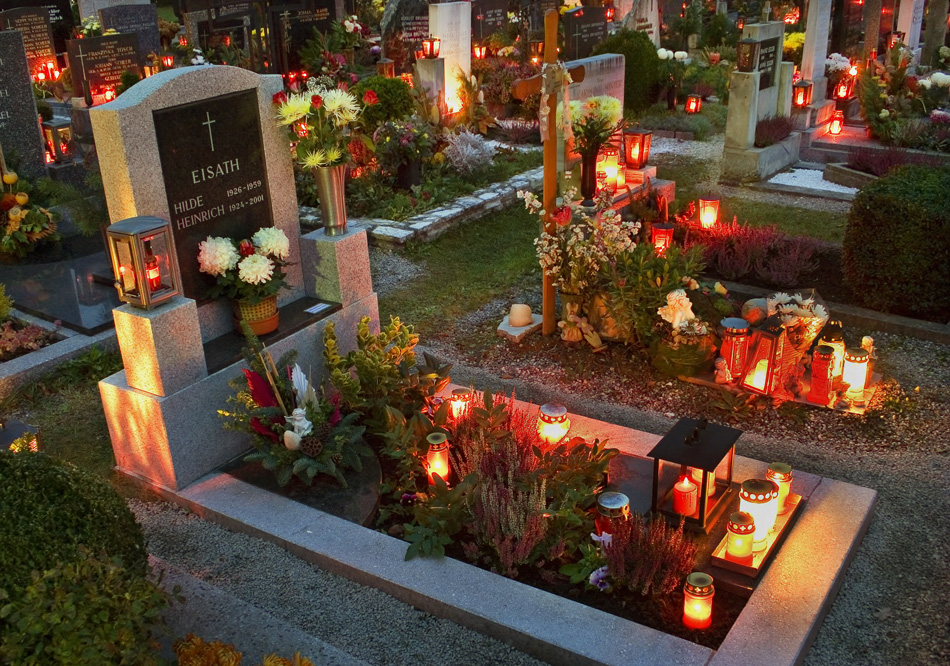 Friedhofsimpression ...