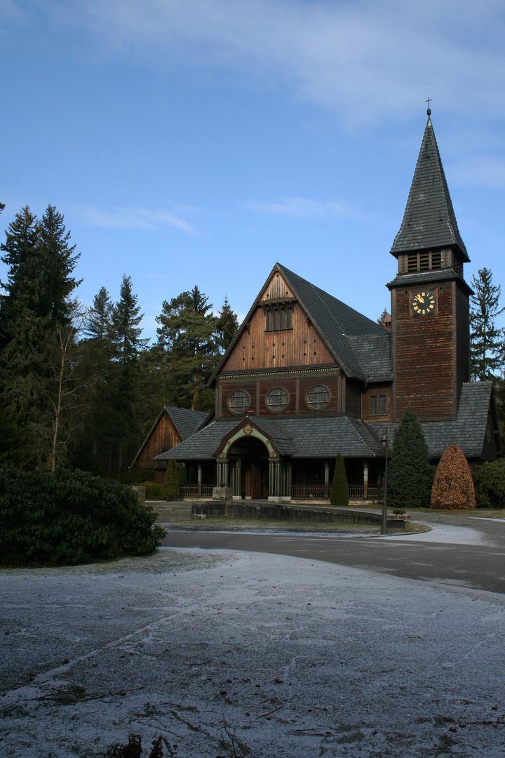 Friedhofskapelle auf dem Südwestkirchhof Stahnsdorf
