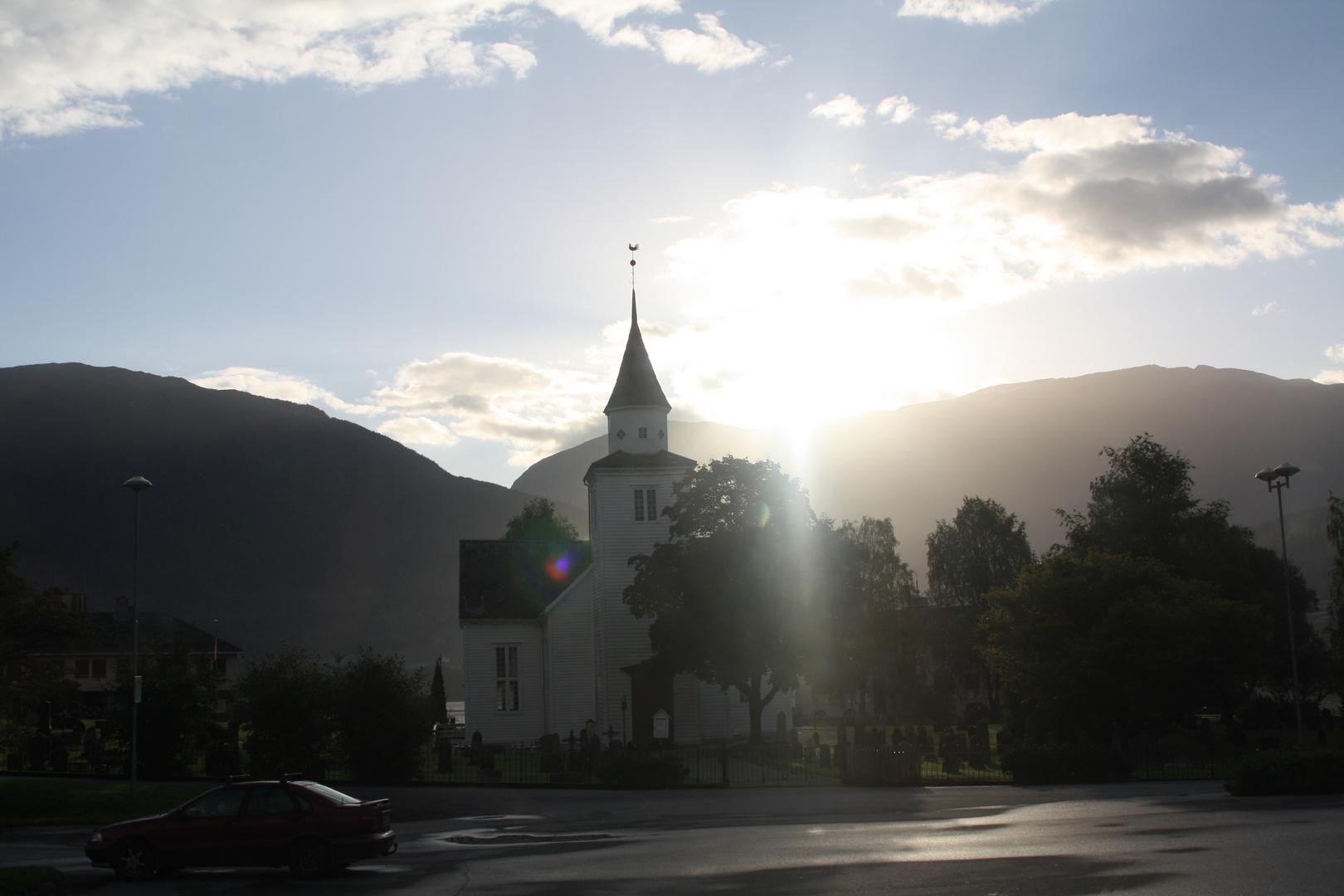 Friedliches leben in Norway