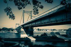 Friedrich-Ebert-Brücke, Duisburg-Homberg