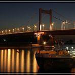 Friedrich Ebert Brücke Duisburg Ruhrort