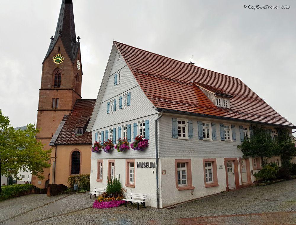 Friedrich Wilhelm Hauff Museum Baiersbronn