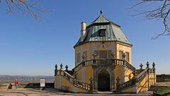 Friedrichschlösschen auf der Festung Königstein mal ganz groß...