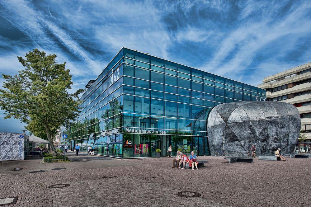 Friedrichshafen Medienhaus am See