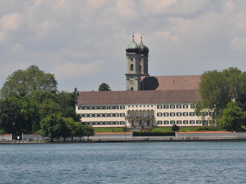Friedrichshafen - Schloß und Schloßkirche