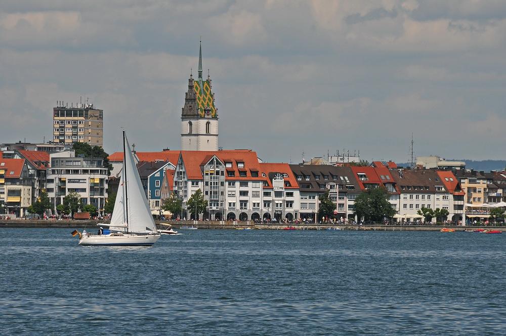 Friedrichshafen - Uferpromenade