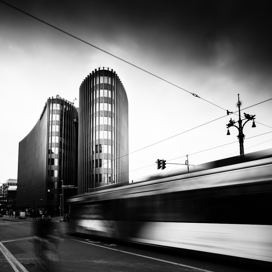 Friedrichstrasse -Berlin-