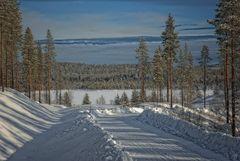 friedvolle Stille am Polarkreis