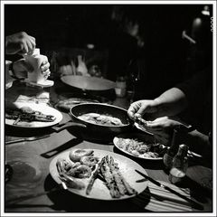 friends´ dinner