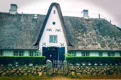 Friesenhaus von 1776 in Keitum