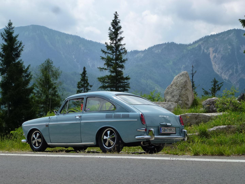 frische Bergluft für meinen VW 1600 TL