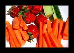° frische farben zum essen