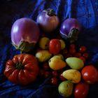 Frisches Gemüse in der Toscana
