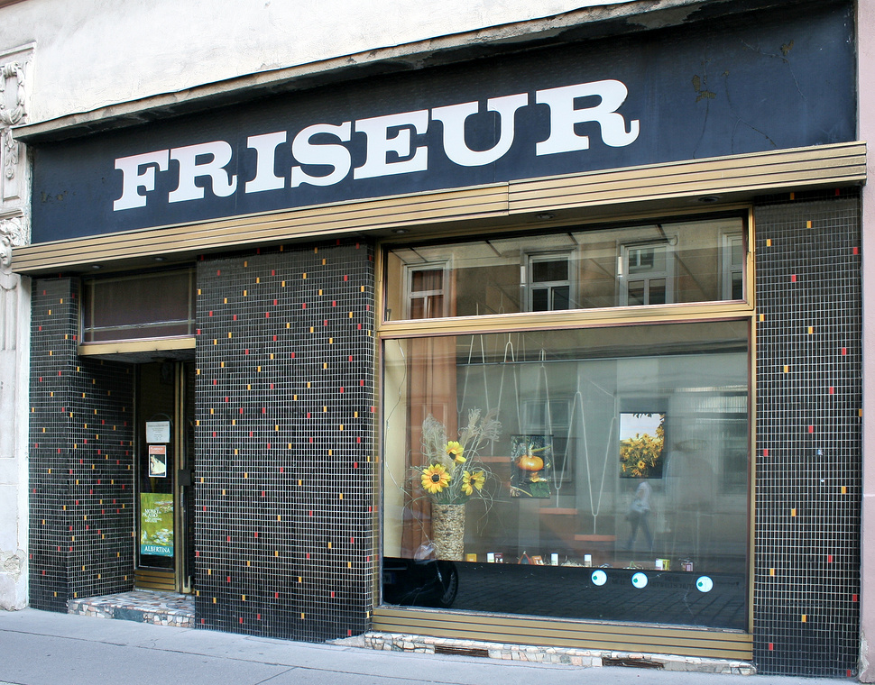 Friseur Foto Bild Europe österreich Wien Bilder Auf Fotocommunity