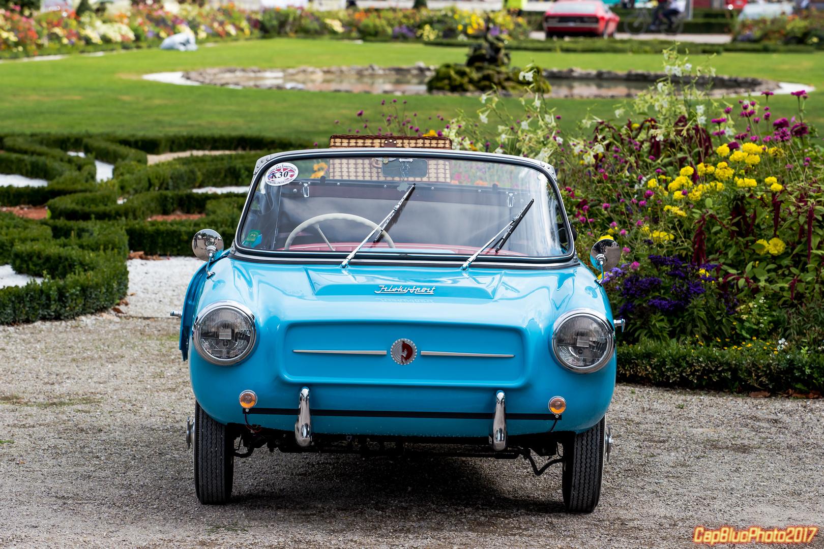 Frisky Sprint GB 1958 bei den Classic Cars Schwetzingen 2017