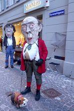Fritz, Franz & Fridolin ...