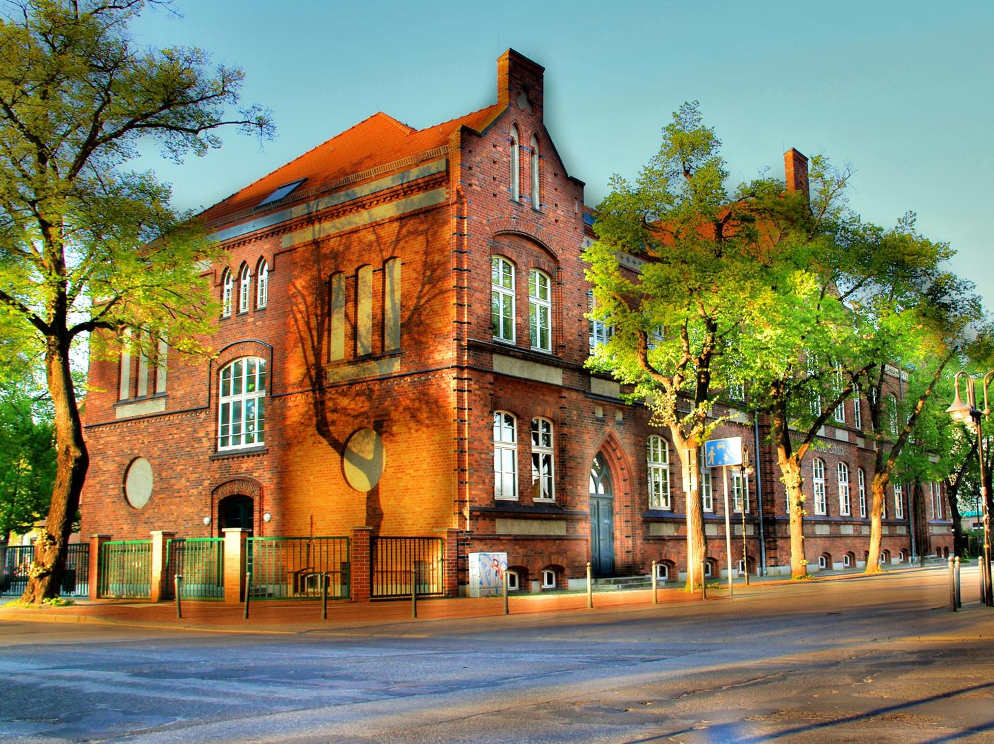 Fritz-Reuter-Schule glänzt wieder