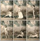Frivole Postkartenserie (ca. 1900) II