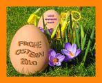 Fröhliche Ostern 2010