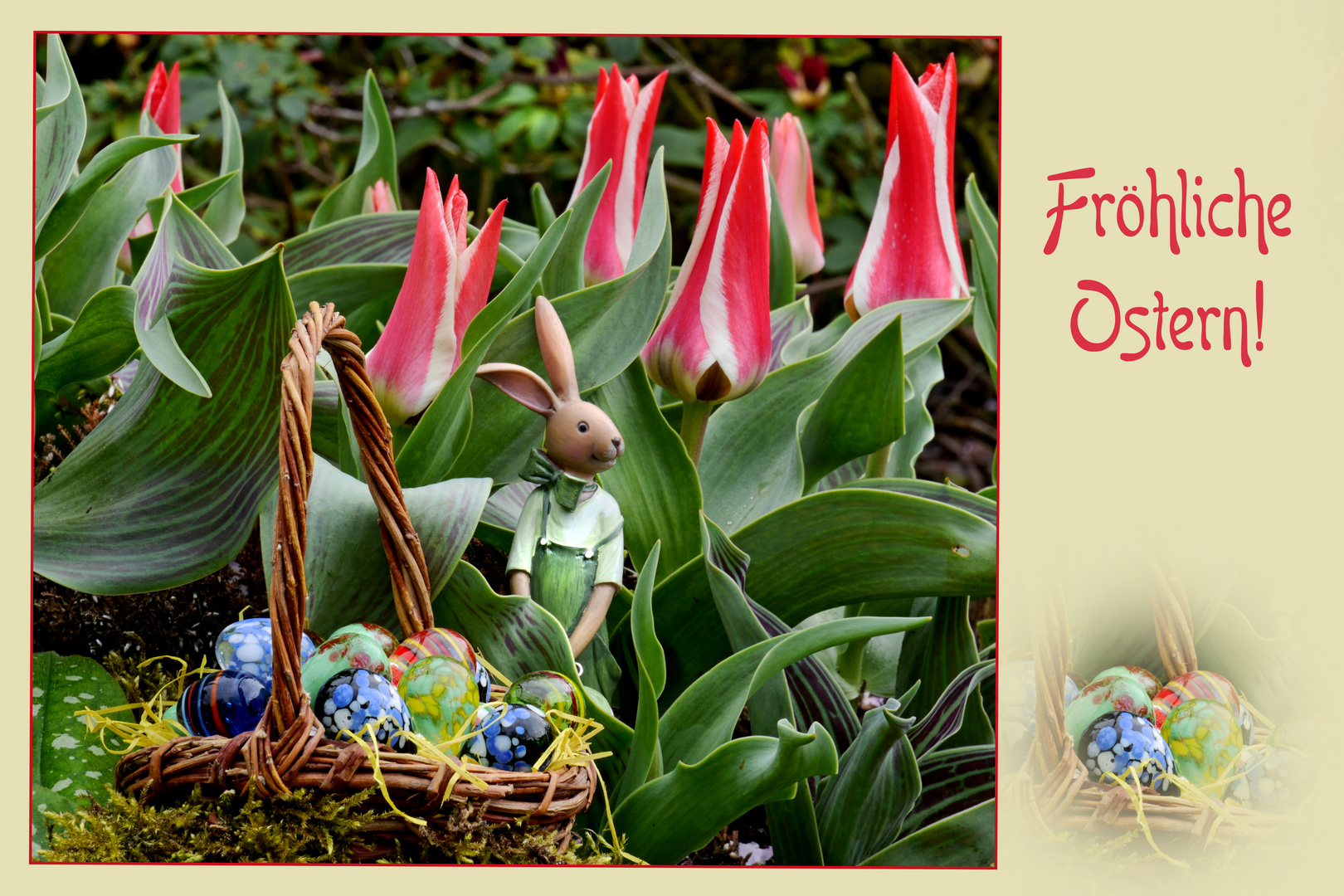 Fröhliche Ostern!