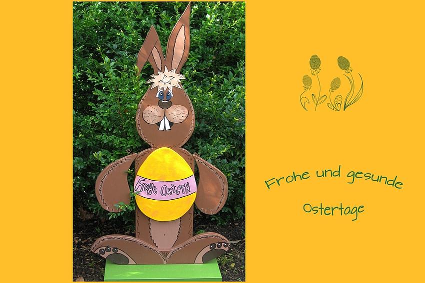 Fröhliche Ostertage!