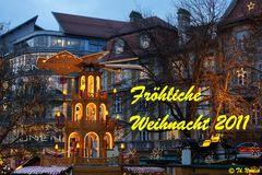 Fröhliche Weihnacht 2011