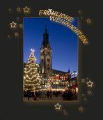 Fröhliche Weihnacht euch allen....